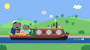 Peppa Pig 2017 Book Canal River Trust On See Peppapiguk On A Canal Boat