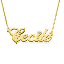 chain necklace diamond images 14k gold and diamond name chain necklace mynamenecklace jpg
