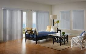 Window Treatments For Sliding Glass Doors With Vertical Blinds - our doorways love window treatments too blindsgalore blog