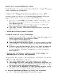 How To Write A Resume For A Government Job by Selection Criteria Writer Government Job Applications Made Easy