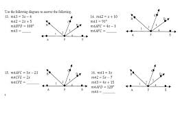 objective swbat determine various parts of an angle 1 4 swbat