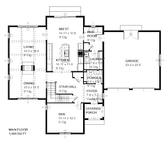 tudor style house plan 3 beds 2 50 baths 3198 sq ft plan 901 12