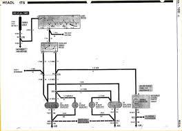 headlight circuit wiring diagram turbobuicks com