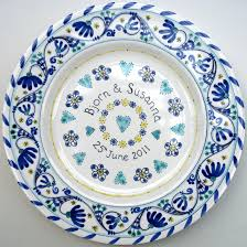 wedding plate gallery 1 personalised celebration plates painted plates