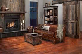 floor and decor roswell timberclick cognac oak locking solid hardwood in living room