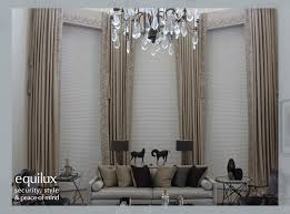 Interior Security Window Shutters Internal Window Security Shutters Fitted In Luxury Home