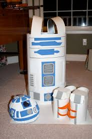 how to make a r2d2 costume for 10 5 steps with pictures