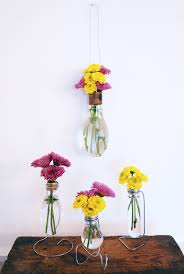DIY Project – Light Bulb Bud Vase – Perfect for Table Decor or