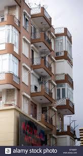 nobody apartment building block of flats apartments urban concrete