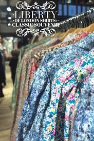 shopping liberty london shirts art fabrics and haberdashery