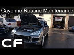 maintenance cost for porsche cayenne porsche cayenne routine maintenance review