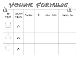 best 25 volume of a cylinder ideas on pinterest volume for