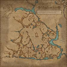 Elder Scrolls Map Image Shadowfen Map Jpg Elder Scrolls Fandom Powered By Wikia
