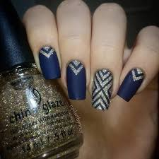 40 black nail art ideas matte black nails gold nail art and