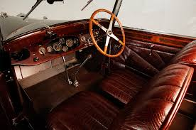 Classic Car Interior Restoration Richard James Vintage Car Upholstery And Coach Trimmingrichard