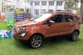suv ford first look ford u0027s all new 2018 ecosport compact suv