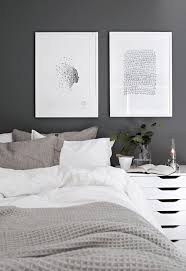 Black White Interior by Top 25 Best White Grey Bedrooms Ideas On Pinterest Beautiful