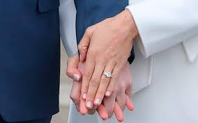 wedding rings in botswana meghan markle s engagement ring was designed by prince harry using