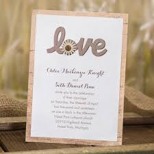 diy rustic wedding invitations diy rustic wedding invitations s bridal bargains