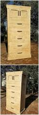 amazing wood pallet ideas that are easy to make pallet chest