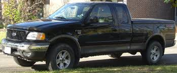 Ford F150 Truck Generations - file ford f 150 xlt extended cab jpg wikimedia commons
