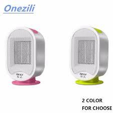 energy saving fan heater free shipping onezili desktop mini heater electric fan heater