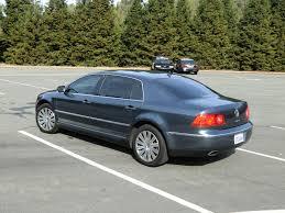volkswagen phaeton back seat tamerlane u0027s thoughts vw phaeton v8 review impressions