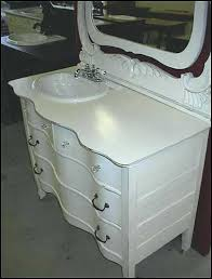 Shabby Chic Vanity Chair 29 Vintage And Shab Chic Vanities For Your Bathroom Digsdigs