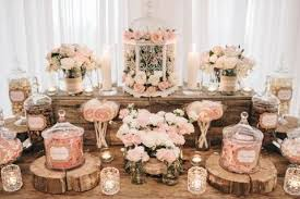 Candy Table For Wedding A Candy Bar Is A Great Idea For Any Wedding Because Every Guest
