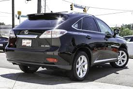 lexus rx 350 used georgia 2011 lexus rx 350 stock 045580 for sale near marietta ga ga