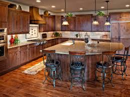 Remodel Kitchen Island Ideas Small Kitchen Remodeling Idea Wooden Furniture Adorable L Shaped