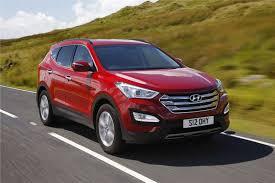 hyundai suv uk hyundai santa fe 2012 car review honest
