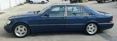 600 mercedes for sale 1993 mercedes 600sel sedan 4 door 6 0l lorinser