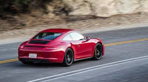 porsche red porsche 911 carrera gts drive review autoweek