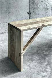 Woodworking Bench For Sale Craigslist by Bench Kitchen Table Plans Builtin Dining Bench Midcentury Modern