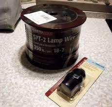 Rewire Light Fixture Rewire A Light Fixture To Use A Designs By Studio C