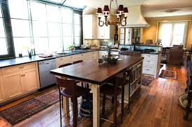 kitchen modern island table combination with dining picturesque