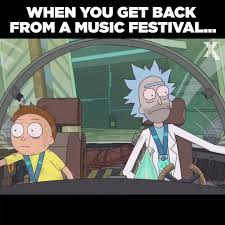 Rick And Morty Meme - your edm best rick and morty meme ever