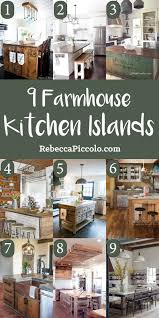 farmhouse kitchen ideas photos farmhouse kitchen island ideas piccolo