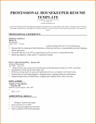 sample resume for air hostess fresher sample resume of housekeeping attendant template sample resume hotel maid frizzigame