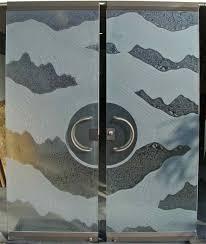 front door glass designs double entry doors sans soucie art glass