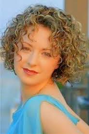 short curly haircuts for women curly hair for round faces very