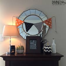 divinely diy minimalist and budget friendly halloween decor
