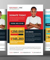 charity flyer template free telemontekg me