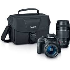 canon eos rebel sl1 dslr camera with 18 55mm and 8575b055 b u0026h