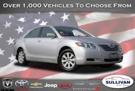toyota san jose used cars used toyota camry hybrid for sale in san jose ca 48 used camry