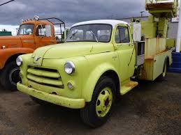 dodge semi trucks truckstop 1954 dodge v8 truck that thing got