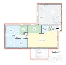 plan maison 7 chambres plan maison 120m2 plain pied 2 plan maison en l 120m2 images
