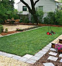 Fence Line Landscaping by Great Boarder Idea For Inside Fence Where Dogs Run The Fence Line