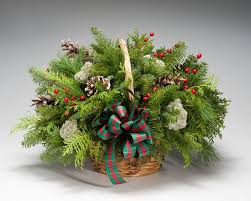 White Christmas Centerpieces - maine made christmas wreaths of balsam fir christmas centerpieces